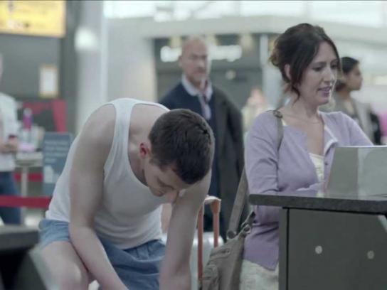 McDonald's Film Ad -  Saver Menu, Check In