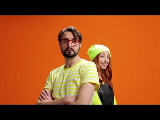 Cannes Lions Digital Ad -  Invest in creativity - Hannah and Igor the Creative Team