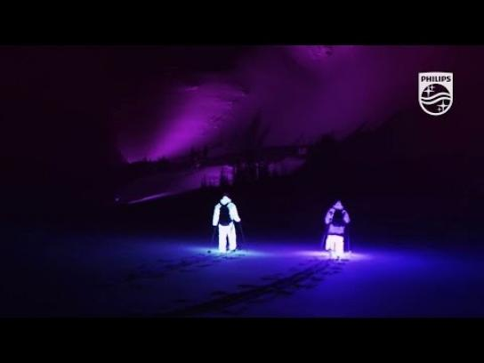 Philips Digital Ad -  Afterglow