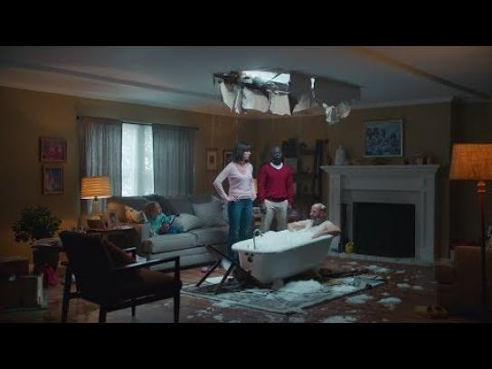 State Farm Film Ad - Awkward Photo