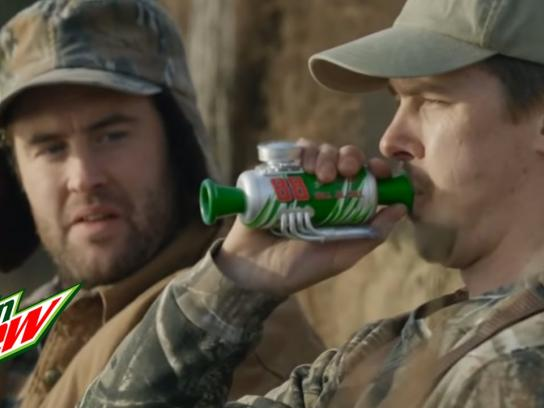 Mountain Dew Film Ad -  Dale Call