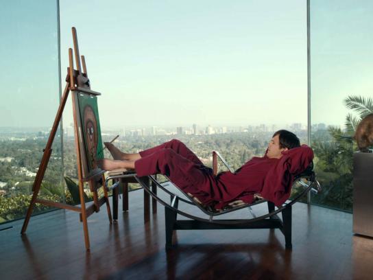 Lenovo Film Ad -  Toes