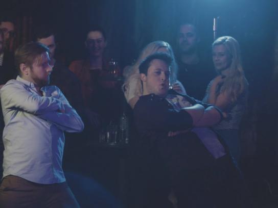 Uber Film Ad - Dancing