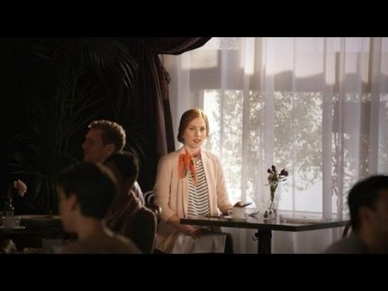 CA Technologies Film Ad - The cafe
