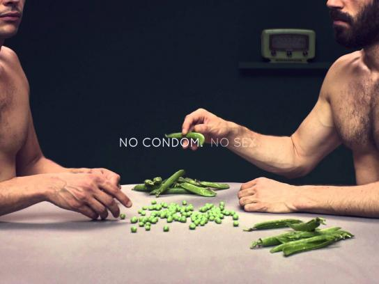 Aides Film Ad -  Peas