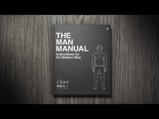 Dove Film Ad -  Protection for Man's Outer Layer