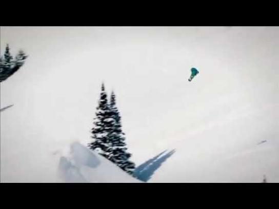 Sip'n Save Film Ad -  Fail - Snowboard