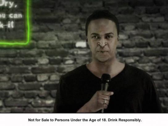 Savanna Cider Digital Ad -  Dead Funny, Meet Mum-z Mokoena
