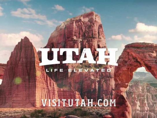 Utah Office of Tourism Film Ad -  The Mighty Five