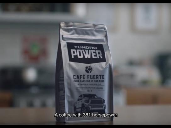 Toyota Film Ad - Tundra Power