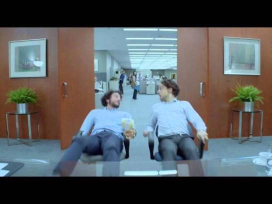 Loto Film Ad -  Out of office
