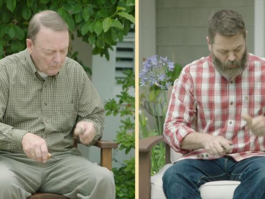 Lagavulin Film Ad - Nick Offerman's 'Father's Day, Round Three: Like Father, Like Son'