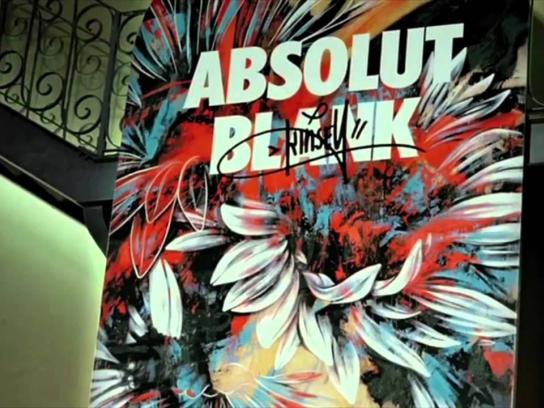 Absolut Film Ad -  Blank