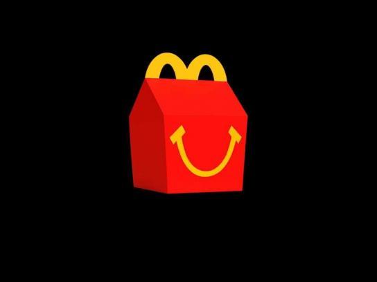McDonald's Digital Ad -  Slide