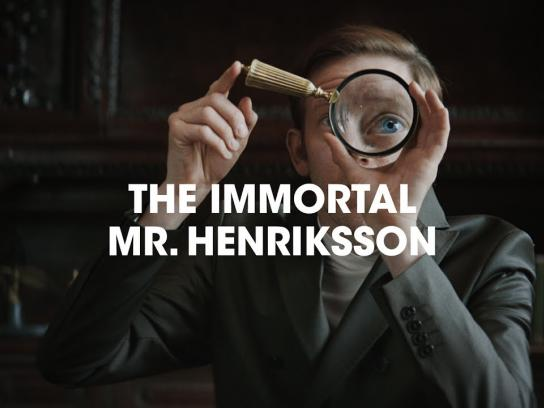 Abloy Film Ad - The Immortal Mr. Henriksson