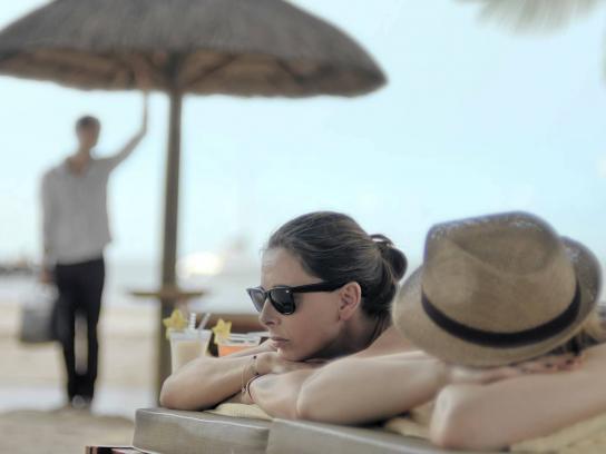Club Med Film Ad -  Metro