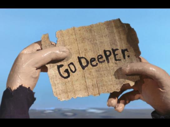 Newport Beach Film Festival Film Ad - Go Deeper