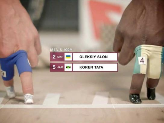 LG Digital Ad -  The battle for remote - the last race