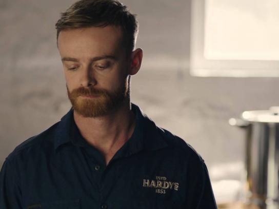 Hardys Wine Digital Ad -  Oops