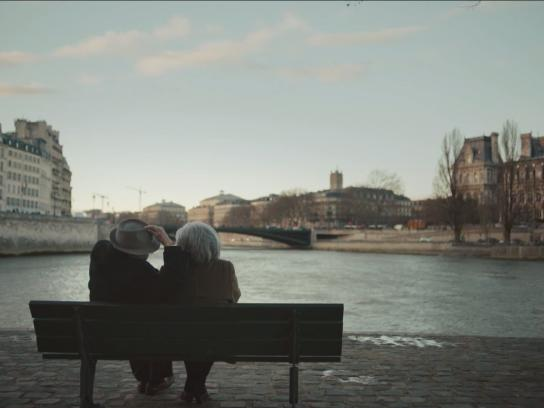 Zurich Digital Ad -  A true love story