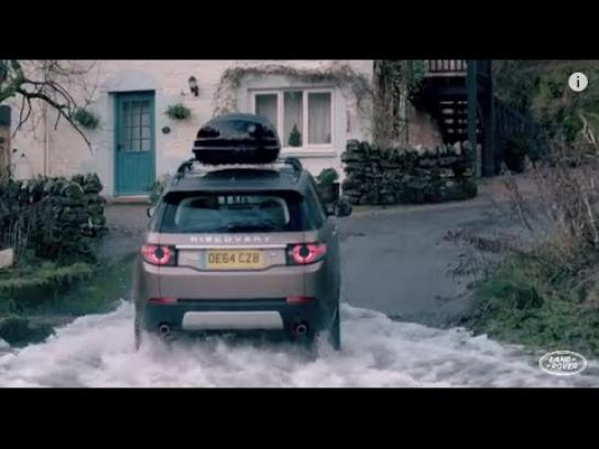 Land Rover Digital Ad -  The Hibernot Family, Day 4
