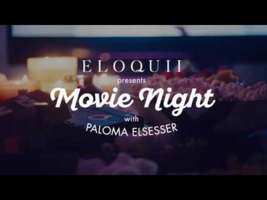 ELOQUII Digital Ad - Movie Night