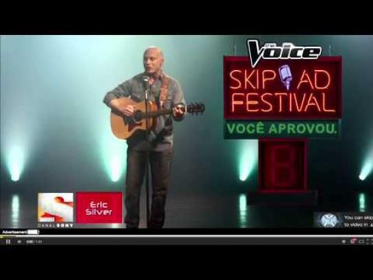Canal Sony Digital Ad -  Skip Ad Festival