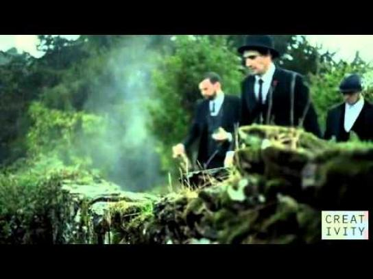 Tullamore Dew Digital Ad -  The Parting Glass