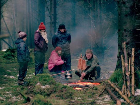 Land Rover Digital Ad -  The Hibernot Family, Day 3