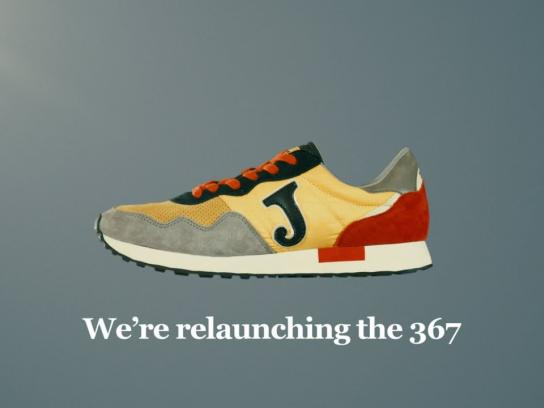 Joma Integrated Ad - Retro 367 the story of an advert