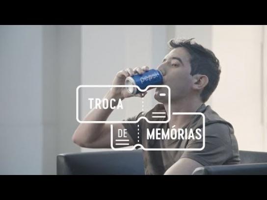 Pepsi Experiential Ad - Memory Exchange