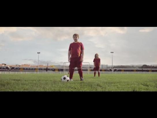 Lotto New Zealand Film Ad - Love, Sport