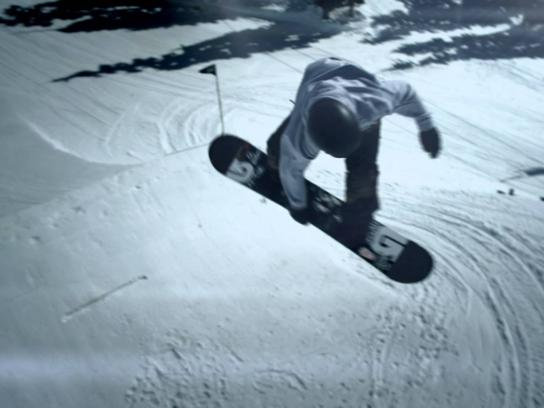 Canadian Olympic Committee Film Ad -  #wearewinter