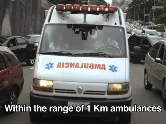 AER Ambient Ad -  Radio Ambulance