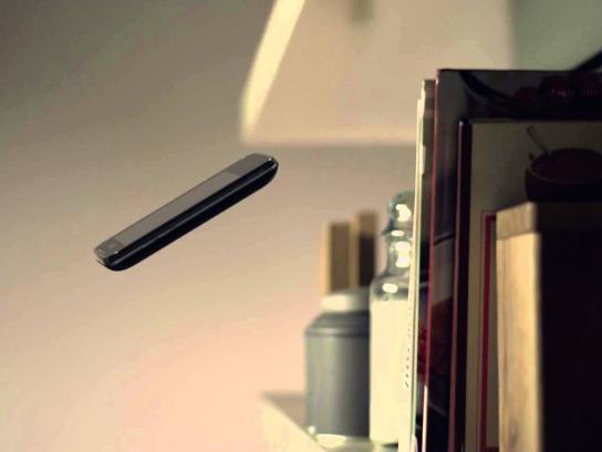 LG Film Ad -  Hard Times for old Smartphones, Blender