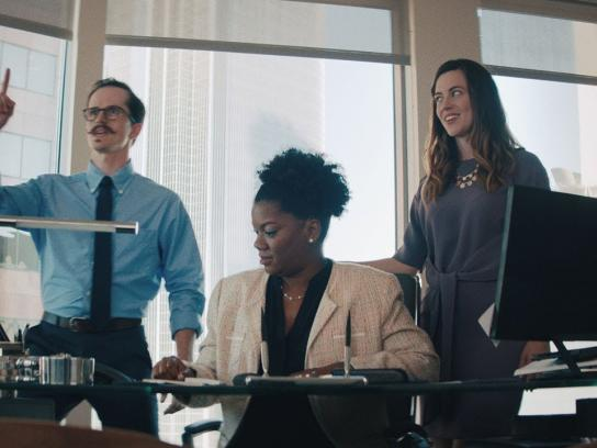American Express Film Ad - SAY YES TO GETTING BUSINESS DONE