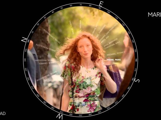 Momondo Digital Ad -  Friend Compass