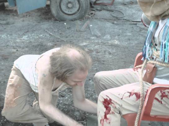 Elmsta 3000 Horror Fest Digital Ad -  Hillbilly Horror Tribute part 2