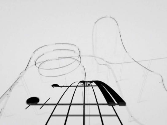 Zurich Chamber Orchestra Film Ad -  Rollercoaster