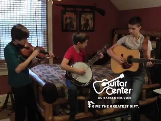 Guitar Center Film Ad -  Banjo