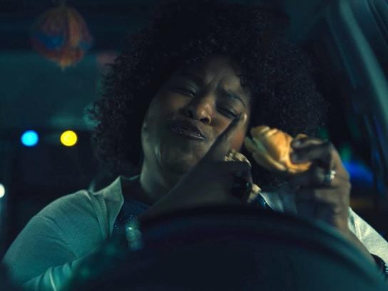 RaceTrac Film Ad - Rideshare Driver Takes Break for Whatever