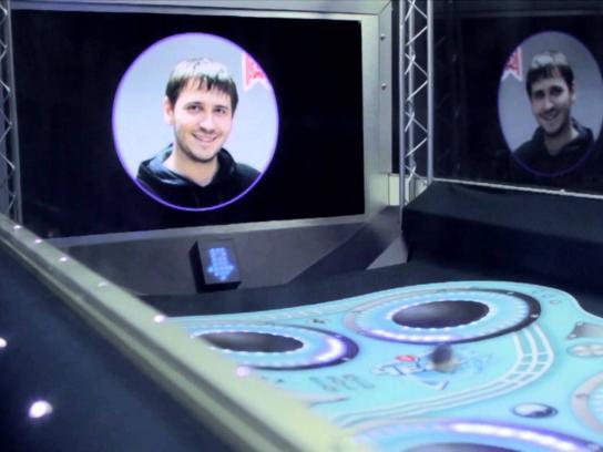Chezz Ambient Ad -  Chezz Jumper. Interactive Sound Machine.