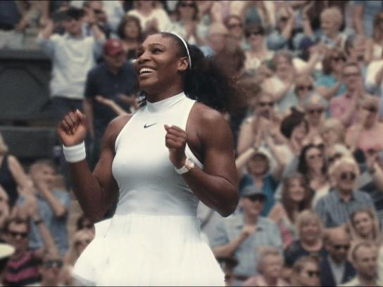 Nike Film Ad - Serena Williams: Until We All Win