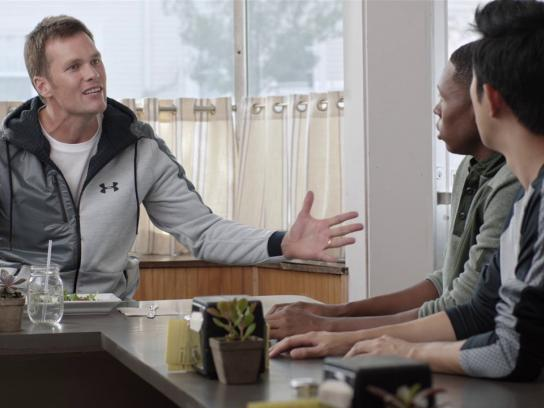 Foot Locker Film Ad - Week of greatness – Brady