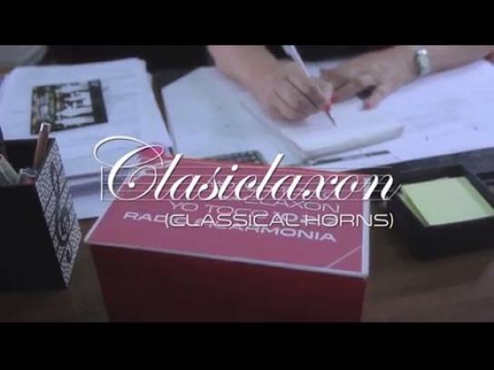 Radio Filarmonía Ambient Ad -  Clasiclaxons