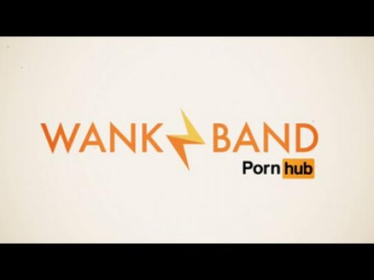 PornHub Digital Ad -  The Wankband