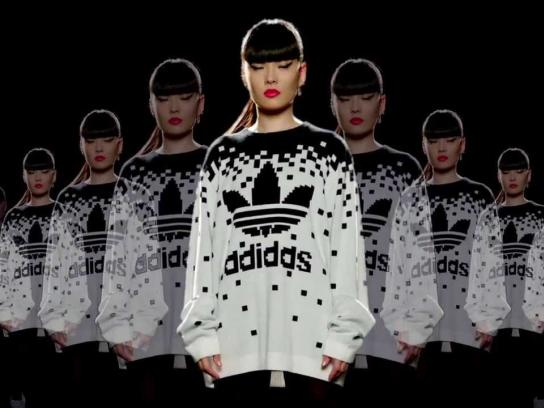 Adidas Film Ad -  by Jeremy Scott