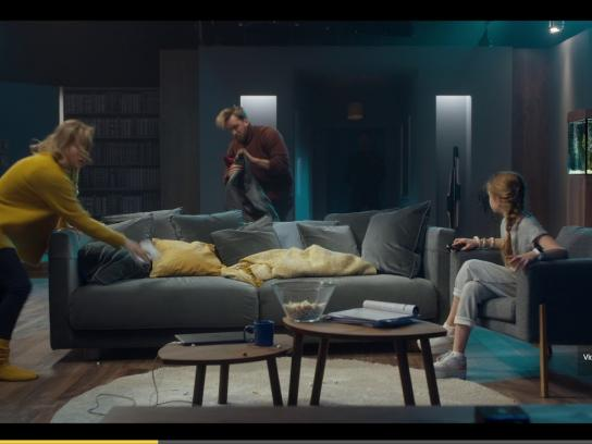 ROSTELECOM Digital Ad - The Buzz