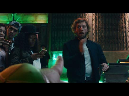 Perrier Digital Ad - Say no to ordinary - Club