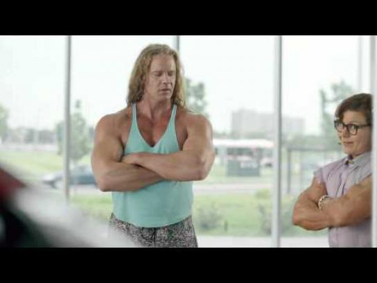 Ontario Toyota Dealers Association Film Ad -  Beefcake